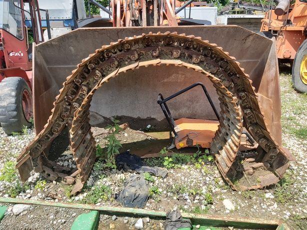 Senile. Cale rulare excavator fiat hitachi ex 215