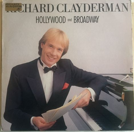Vinyl Richard Clayderman