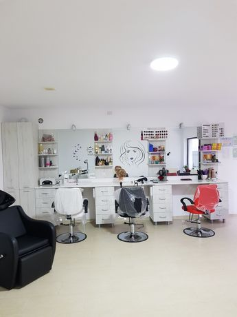 Salon Alegra  inchiriaza 2 posturi coafor/frizerie +1 post manichiura