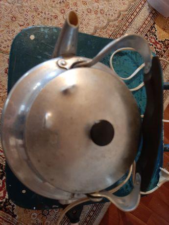 Чайник электрический алюминиевый