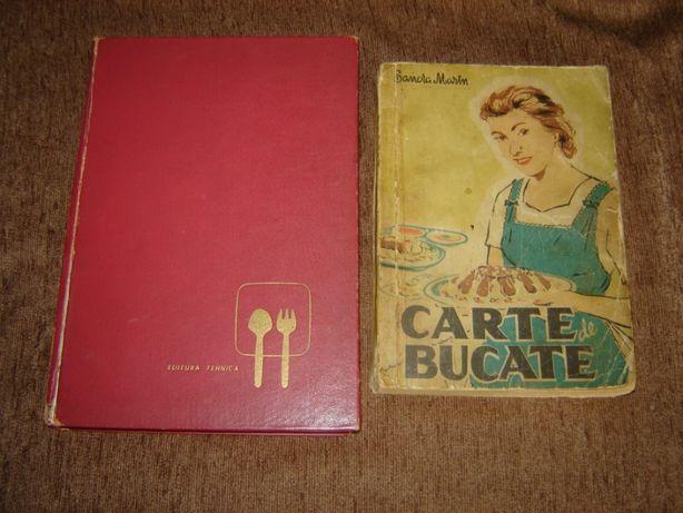 Carti de bucate Sanda Marin,editia 4/1959 si 5/1966