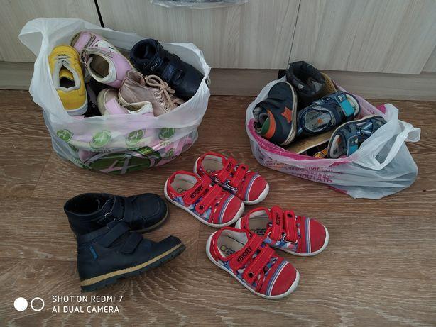 Отдам детские обуви