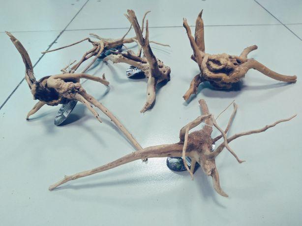 Коряги мангровые аквадекор