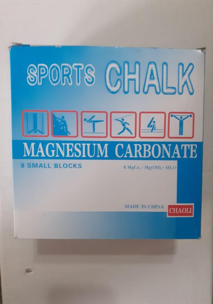 Спортивная магнезия,брикет в наличии есть ДОСТАВКА PK по ГОРОДУ есть
