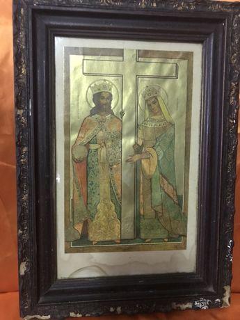 Okazie !!! Icoana Sf. Constantin si Elena  !