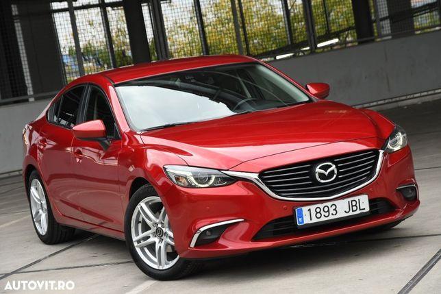 Mazda 6 Mazda 6 SKYACTIV Diesel 150 cp Navigatie Mare Piele Bi Xenon