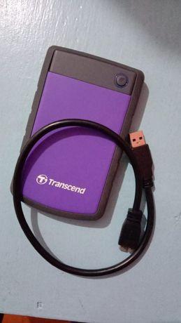 Внешний жёсткий диск Transcend 1 терабайт