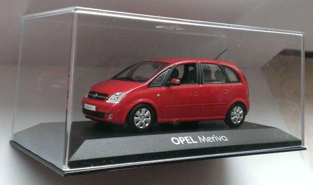 Macheta Opel Meriva A (2006-2009) - Minichamps 1/43