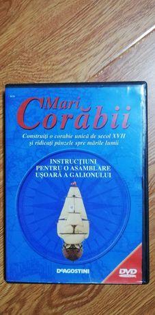 MARI CORĂBII DVD Pret 100 ron în Fălticeni Trimit în Tara prin Fan