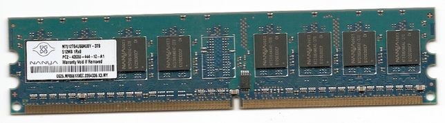 Memorii RAM 512Mb DDR2 533Mhz PC2-4200