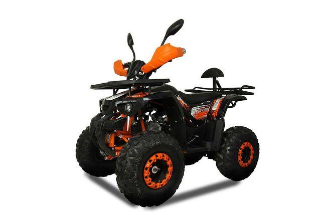 ATV BEMI 125cc Mars PRO J8'' cutie forza 3 trepte +Revers 2021
