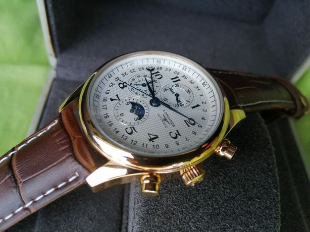 Longines Master Collection Automatic Rose Gold