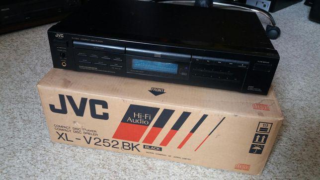 Cd player JVC XL-V252 BK, cutie, acte