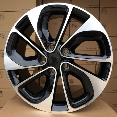 "17"" Джанти 5X114.3 за Renault ESPACE KADJAR LAGUNA III MEGANE"