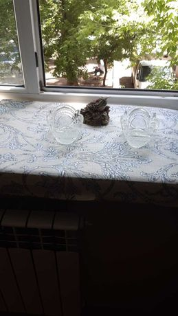 Хрустальная посуда. Производство СССР