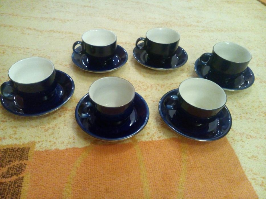 Set cafea / ceai ceramica Turcia