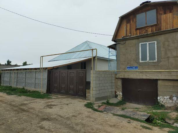 Новый дом в Айша биби