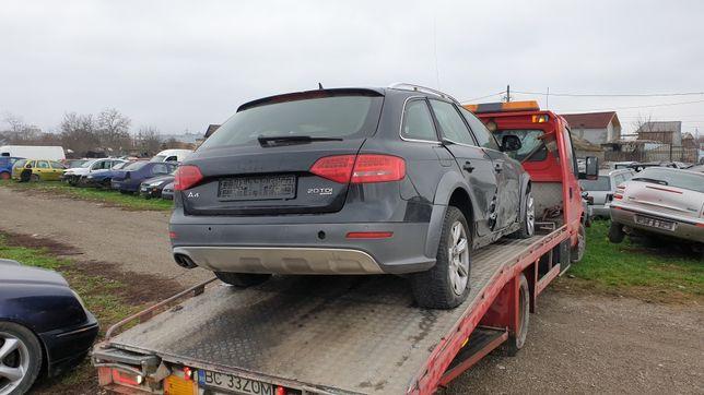 Dezmembrez / Dezmembrari Audi A4 B8 2.0 TDi ALLROAD Quattro cod CAH