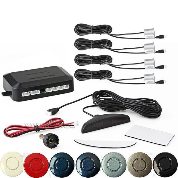 Senzori Parcare Set cu display LED Bucuresti - imagine 1