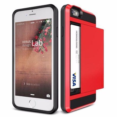 Verus V4 Damda калъф кейс за Iphone 5, 5S, 5SE, 6, 6 Plus, 7