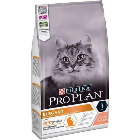 Корм для кошек Purina ProPlan Elegant