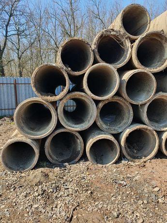 Vand tuburi din beton dn600