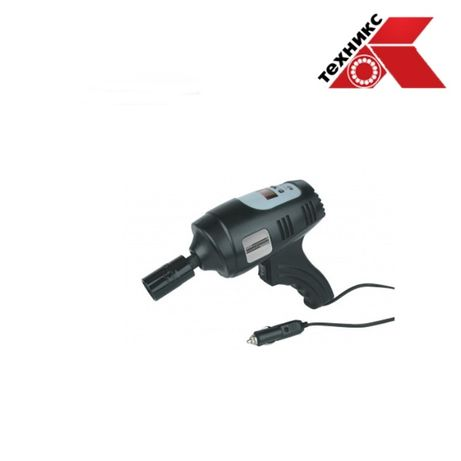 Електрически гайковерт с вложки, 12 V, 340 Nm