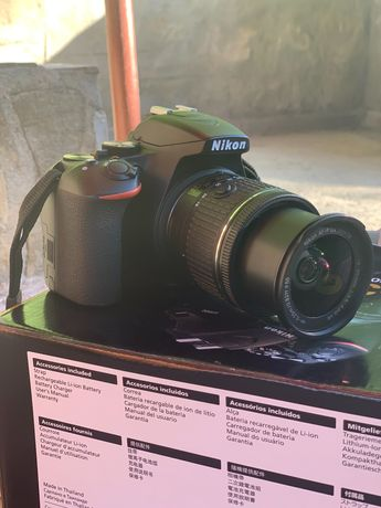 Aparat foto Nikon D3500