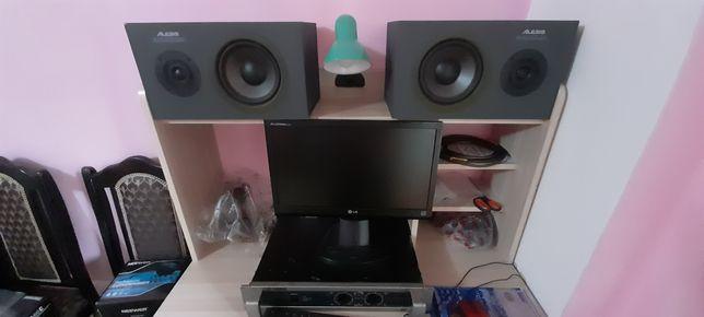 Alesis Studio Monitor one + Yamaha P2500S