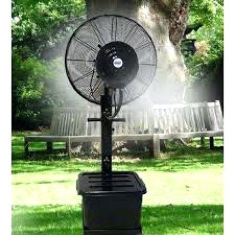 Вентилятор с распылителем воды для (ресторанов,кафе, дачи,террас,дом