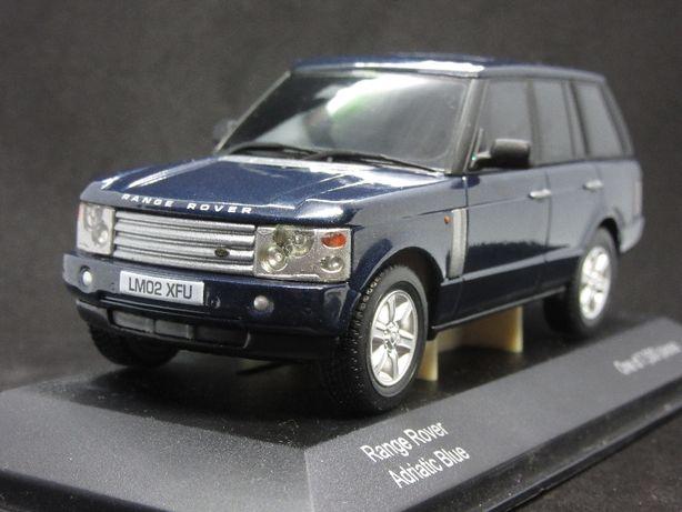 Macheta Range Rover Vanguards 1:43