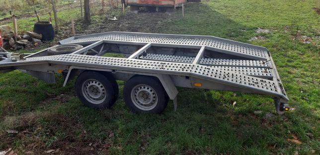 Vand trailer BLYSS AH B27