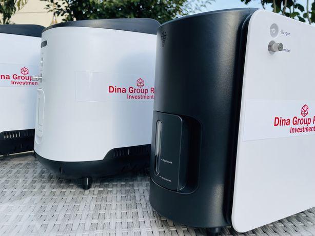 Inchiriere aparat concentrator oxigen 5 7 10  Litrii Livrare Non Stop