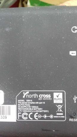 Vand navigatie GPS - North Cross ES515