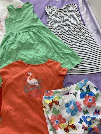 Lot  tricouri fetite ptr 9-10 ani