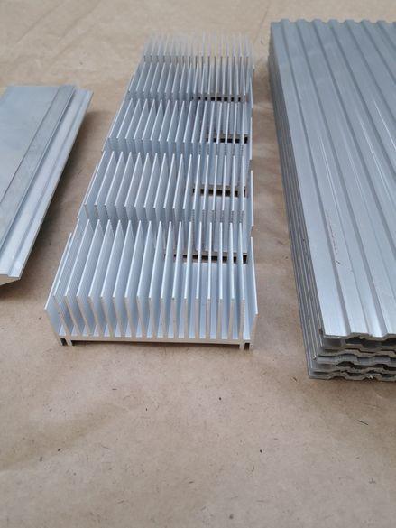 Алуминиеви охладители за стъпала и процесори