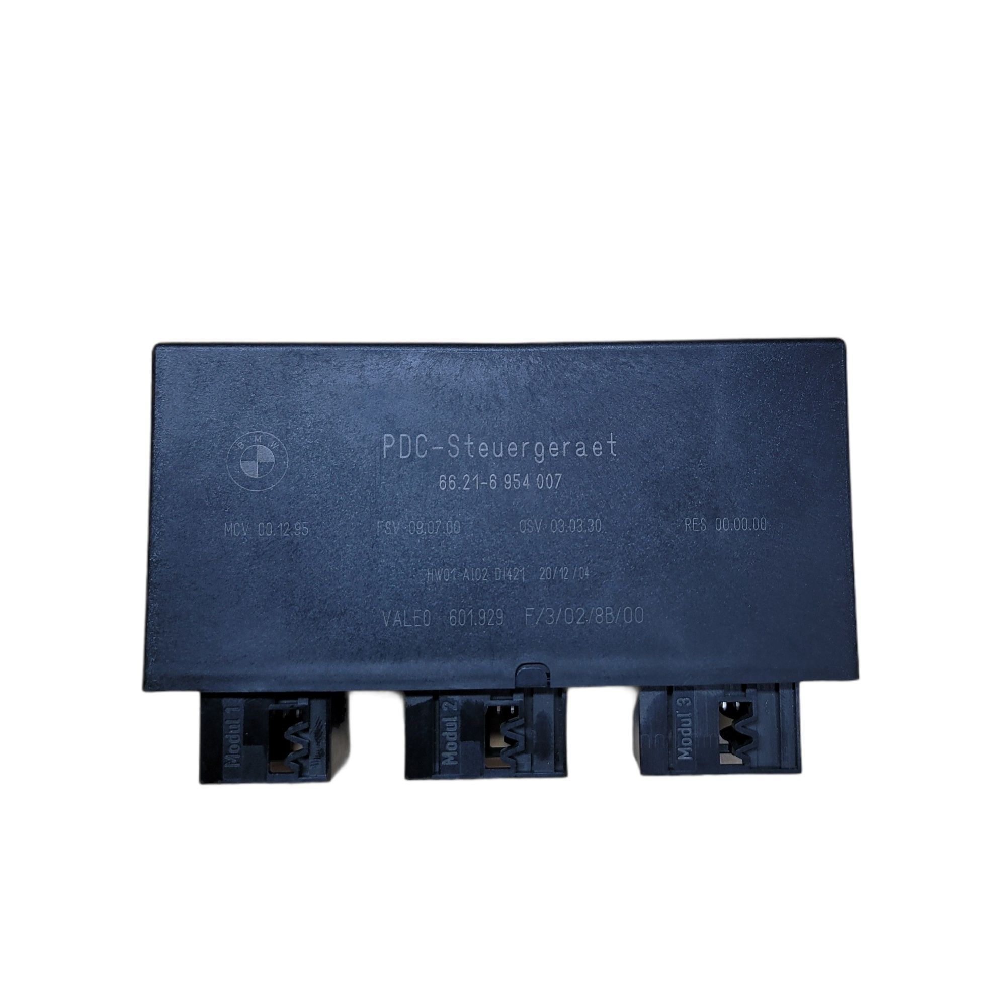 Модул за парктроник PDC module BMW E60 E61 e63 E65 E66 БМВ Е60 Е61 Е63