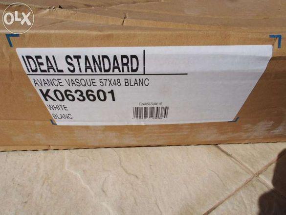 Мивка за вграждане Ideal Standard Avance 57x48