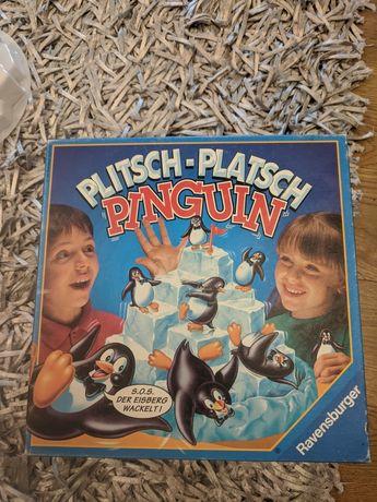 Joc Pinguinii pe ghețar pentru copii ,original Ravensburger