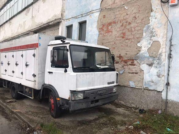 IVECO 60-11 TurboZeta *Хладилен*