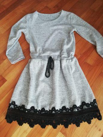 Италианска рокля/туника, рокля Levi's denim