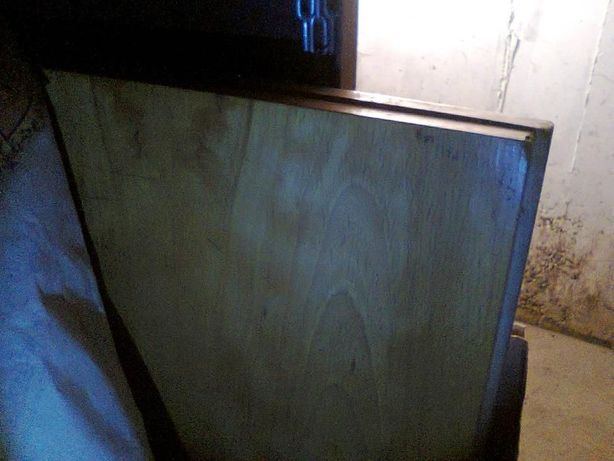 Blat lemn masiv furniruit - 130x85x3 cm x 2 identice