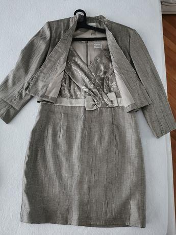 Официална рокля с болеро
