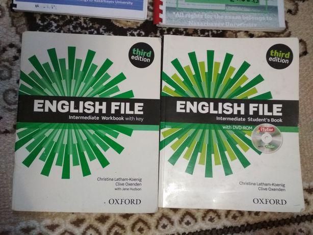 New English File Intermediate Third edition