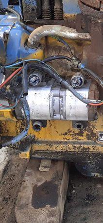 Pompa hidraulica dubla motor deutz