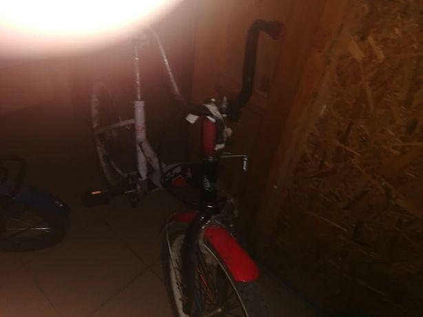Велосипед в среднем состоянии