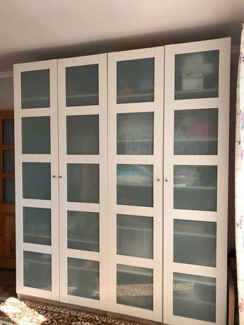 Шкаф 236х200х60 ИКЕА PAKS