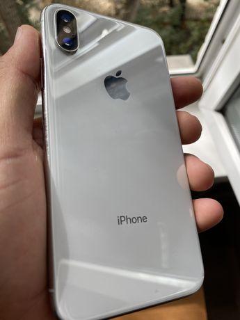 Iphone x 256гб цвет белый