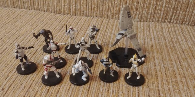Фигурки Star Wars. Звездные Войны.
