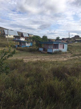 Продам домики и земельные участки на берегу бухтарминского водохранили